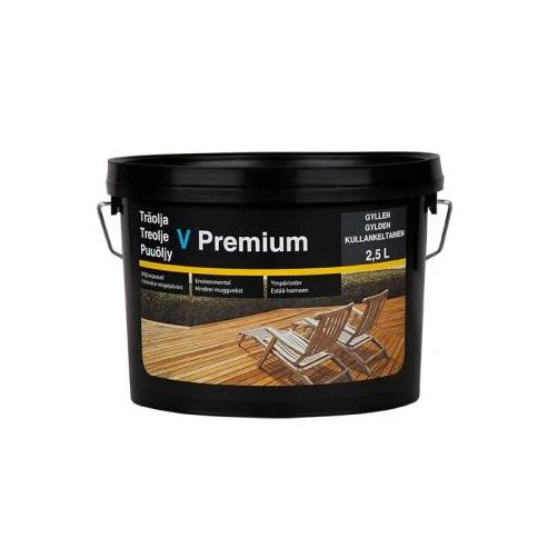 Bild på Premium Träolja 2,5L