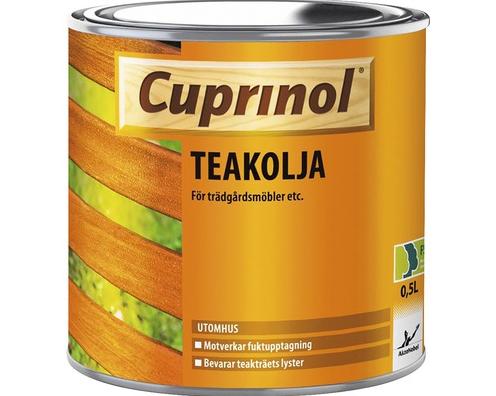Bild på Cuprinol Teakolja