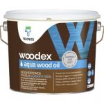 Bild på Teknos Träolja Woodex Aqua Wood, 2,7 L