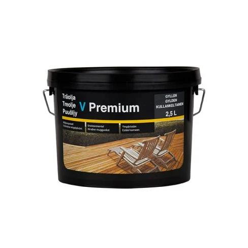 Bild på V Premium Träolja