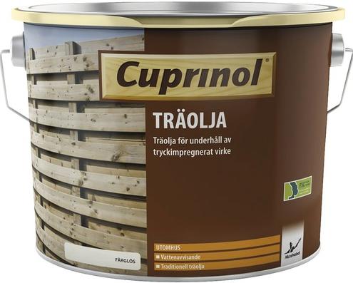 Bild på Cuprinol Träolja