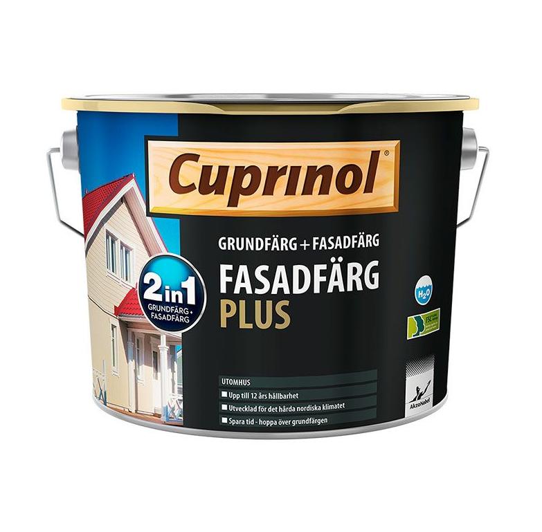 Fasadfärg Plus BW Cuprinol